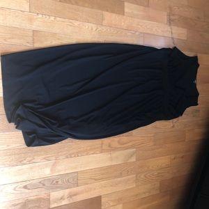 Long Black Dress!